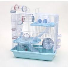 Hamster Cage Henry Blue