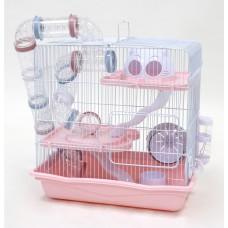 Hamster Cage Henry Pink