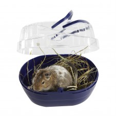 Little Zoo Mini Rodent Transporter, Blue
