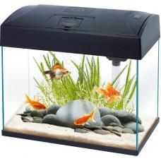 Rectangular Fish Tank 20L Black
