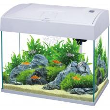 Rectangular Fish Tank 20L White