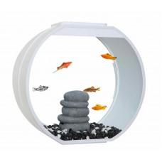 Deco Fish Tank White 20L