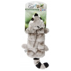 GOR WILD MULTI-SQUEAK RACCOON (30CM)