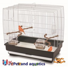 Irene 3 Bird Cage Chrome