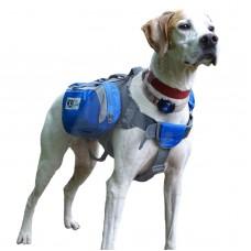 K9 Pursuits Dog Back Pack, Trail Blaze. Large