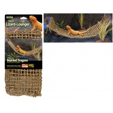 Reptile Rope Lizard Lounger Large