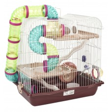 Hamster Cage Henry Brown
