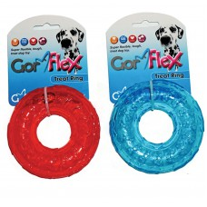 Gor Pets Dog Toy, Gor Flex Floating Treat Ring 10cm