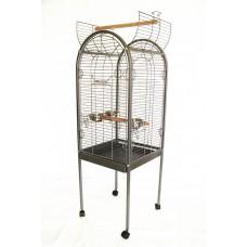 Open Top Parrot Cage Antique