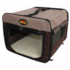 Canvas Pet Carrier 18""