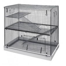 2 Tier Chinchilla Cage