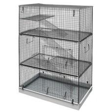 3 Tier Chinchilla Cage