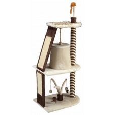 Cat Scratcher Tower Brown 144cm