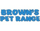 Browns Pet Food Range